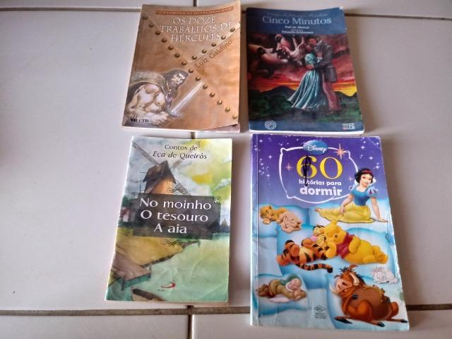 Livros bem conservados