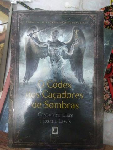 Livros de Cassandra Clare