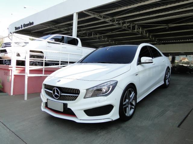 MERCEDES-BENZ CLA  SPORT 16V TURBO GASOLINA