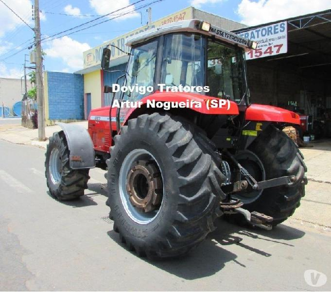 Massey Ferguson 680advanced 4x4 Ano 2003,cabinado !!