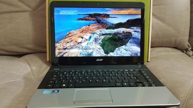 Notebook Acer Core i3 4Gb memória DDR3 HD500Gb
