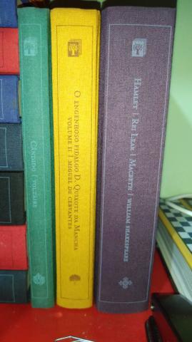 PREÇO CAIU!!! Coleção de livros - Escritores nacionais