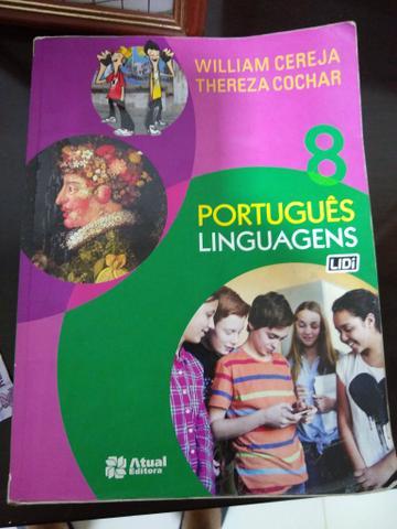 Português e linguagens 8 ano
