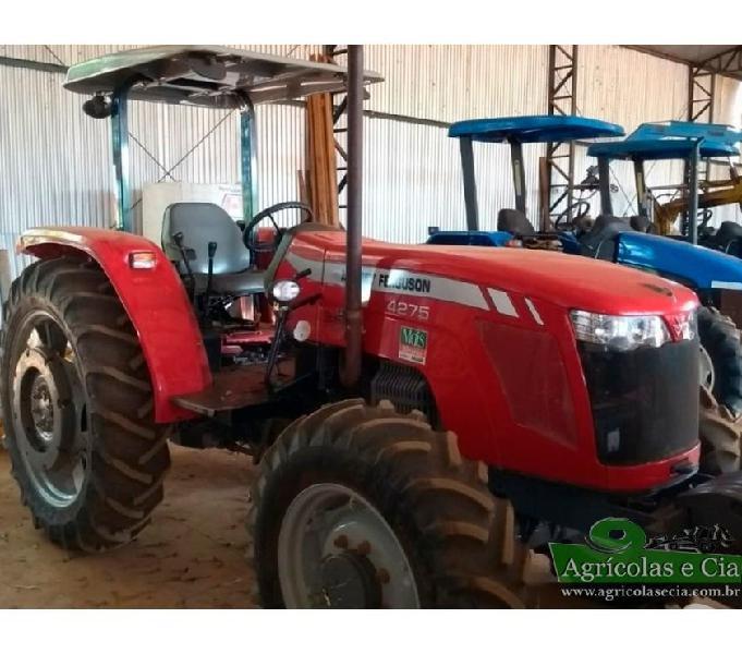 Trator Massey Ferguson 4275 4x4 (Apenas 1.550 Horas!)