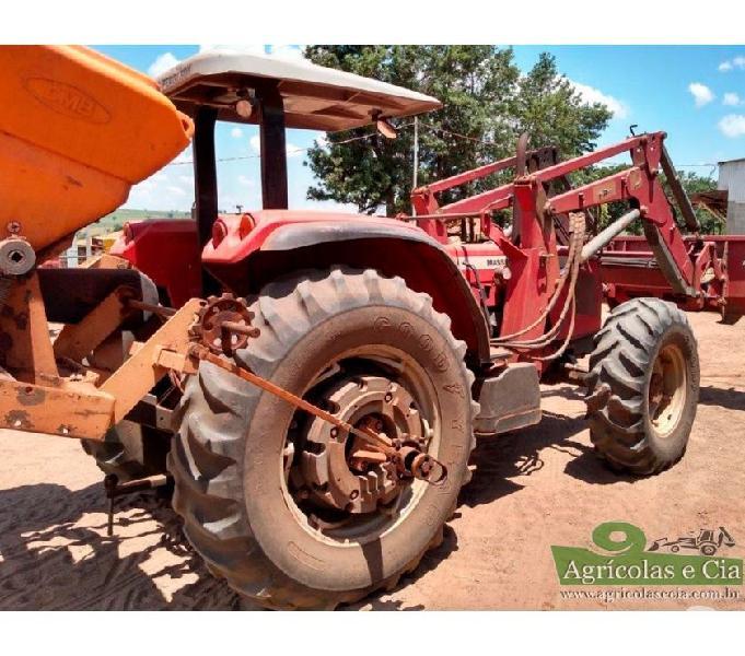 Trator Massey Ferguson 4292 4x4 (Redutor e Conjunto Concha!)
