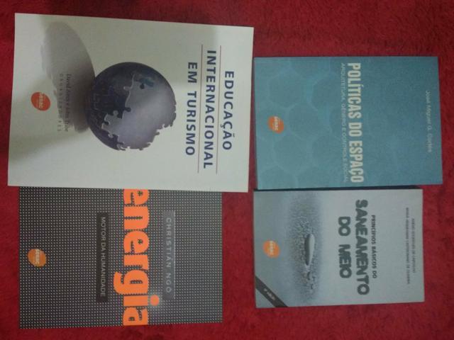 Vendo os 4 livros
