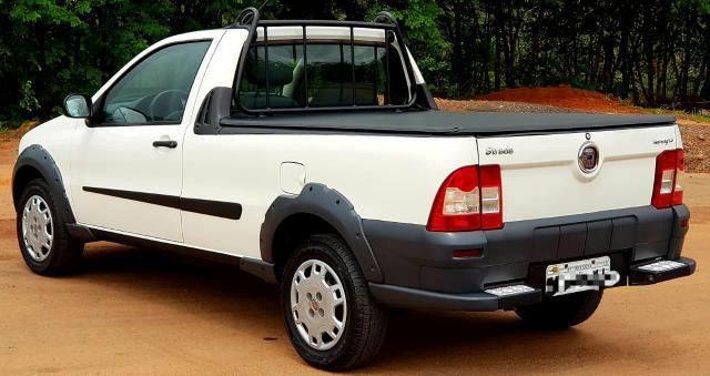 Fiat Strada Cab.simples  Flex Completo -
