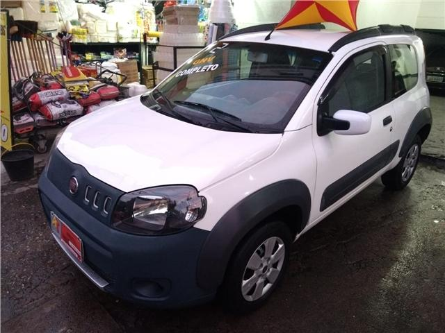 Fiat Uno 1.0 evo way 8v flex 2p manual -