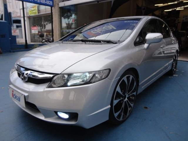 Honda Civic LXL V (Couro) (Aut) (Flex)  roda aro