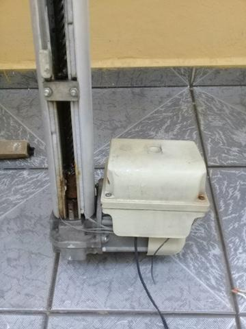 Motor de portão basculante automático revisado