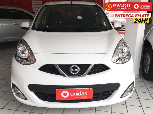 Nissan March 1.6 sv 16v flex 4p manual -