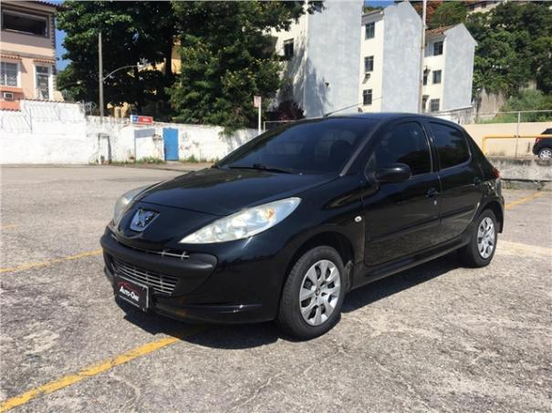 Peugeot  xr 8v flex 4p manual -