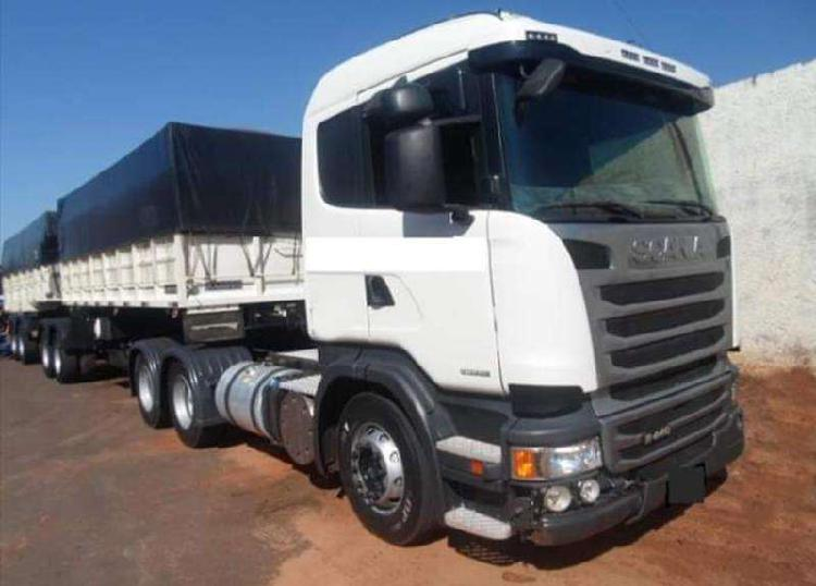 Scania R-440 a 6x4 High./Stre. 2p (diesel) (e5)