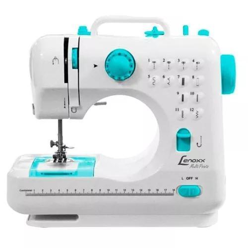 Máquina De Costura Lenoxx Multi Points Psm101 *bivolt*