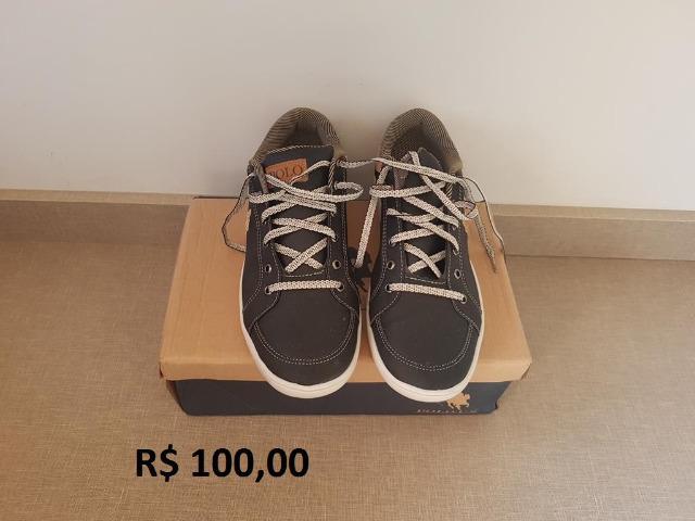 Sapatos de qualidade e bonitos - Pra vender hoje - Os cinco