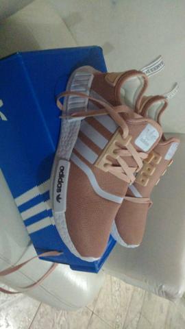 c66e5015a0 Tenis adidas n° 36 novo na caixa