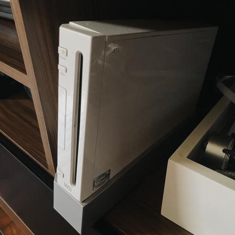 Console Wii desbloqueado