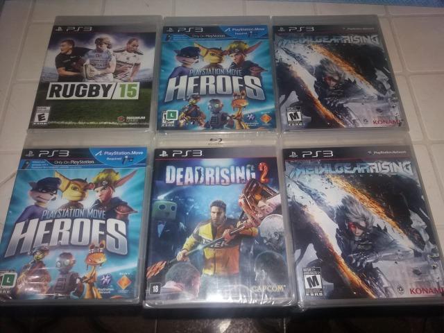 Jogos de PS3 baratos !!!!