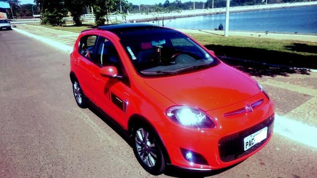 Fiat Palio Sporting  (ÁGIO) -