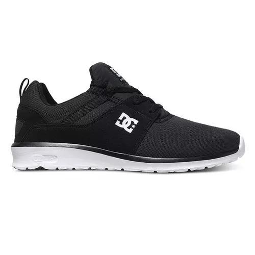 Tênis Dc Shoes Heathrow Black/white Original Frete Gratis