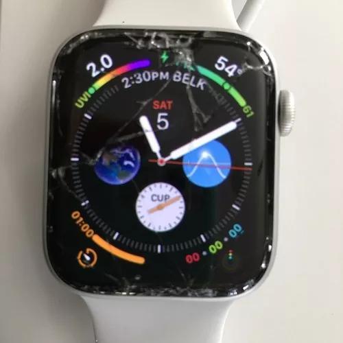 Conserto Apple Watch Serie 4 Troca Vidro Touchscreen