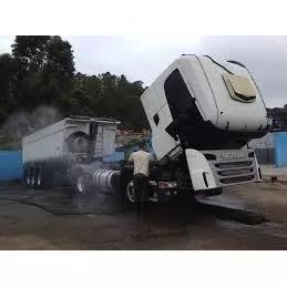 Lava Rápido De Caminhão
