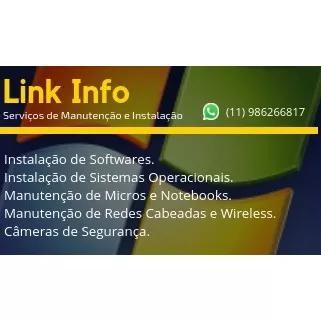 Manutencão De Micros E Notebooks