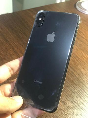 Novo IPhone X 64Gb cinza espacial novo nunca usado!