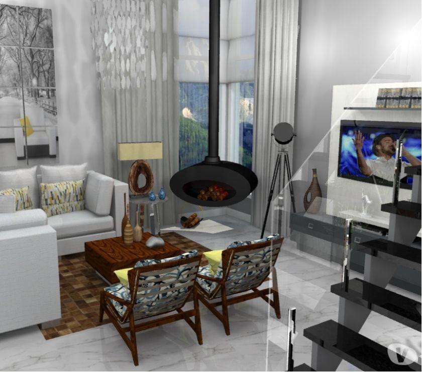 Projetos de móveis planejados totalmente sob medida