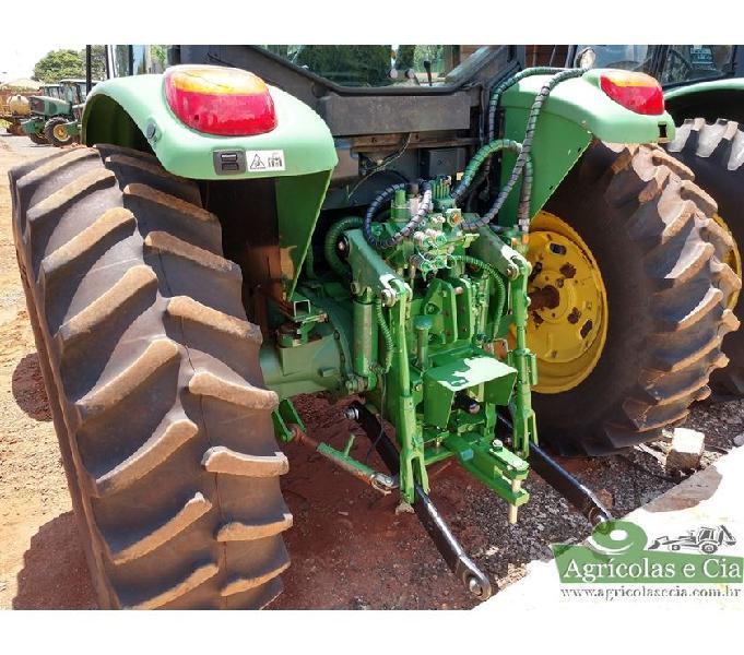 Trator John Deere 6415 4x4 (Power Quad - Cabine Oriignal!)