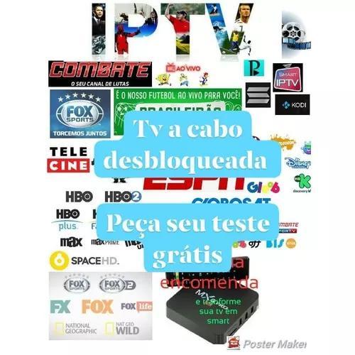 Tv A Cabo Todos Os Canais Liberados