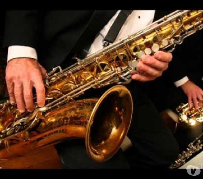 Aulas de Saxofone em SP
