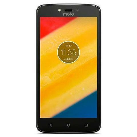 Celular Motorola Moto C XT Dual Chip 16GB 4G Novo