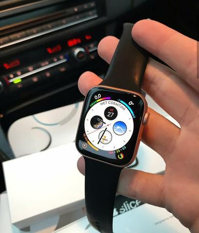 ÚLTIMOS Apple Watch Série 4,LACRADOS Preto Branco Rose