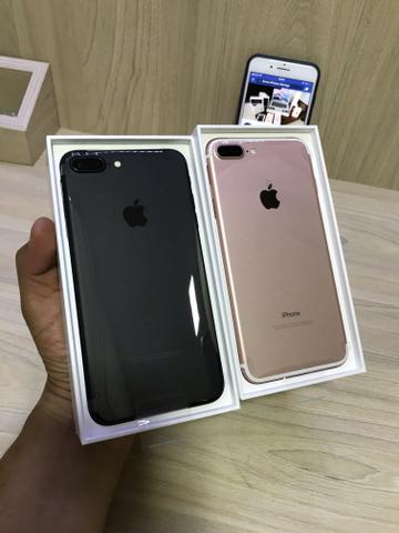 IPhone 7 PLUS 128GB / 1 Ano de Garantia / Embalagem Lacrada