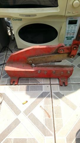 Maquina de cortar chapa