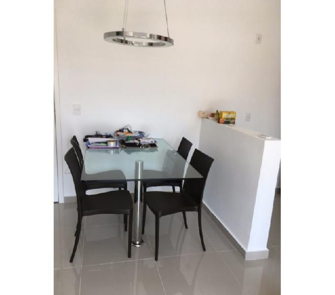 Apartamento Ponta Negra, 2 quartos, 100% Mobiliado, C Garden