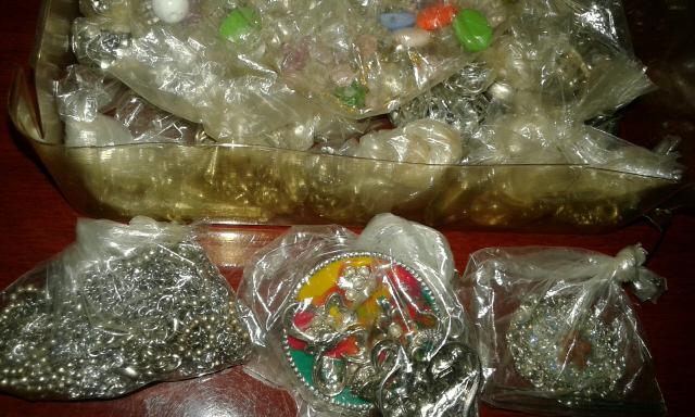 Kit de bijuterias para sublimação