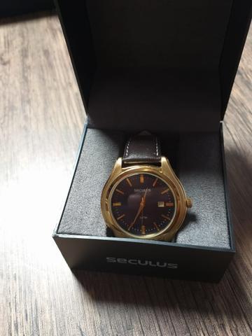 Relógio séculus original nunca usado
