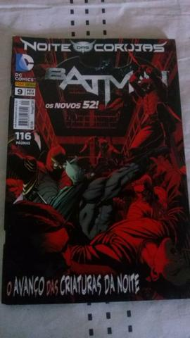 HQ Batman Os Novos 52 Vol. 9