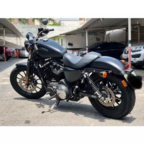 Harley Davidson 883 Iron Baixa Km
