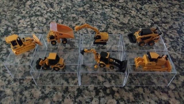 Miniaturas Caterpillar