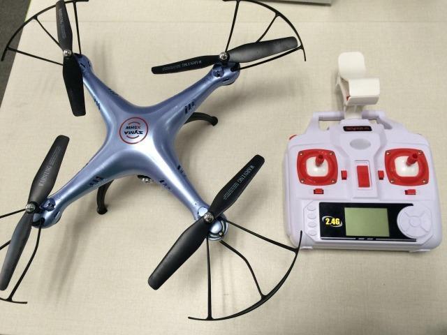 Drone Syma Original X5hw Câmera Ao vivo Fpv Wifi ? Filma e
