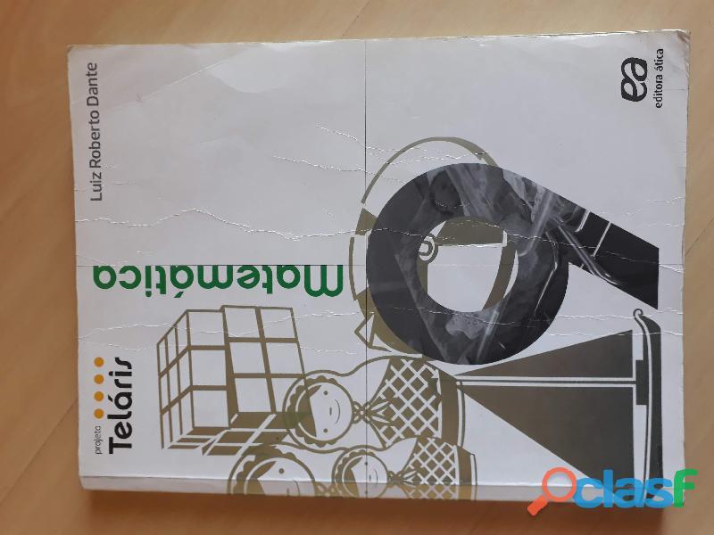 Livro Projeto Teláris Matemática 9º Ano Ática (aluno)