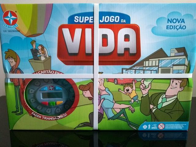Super Jogo Da Vida Nova Edição!!!
