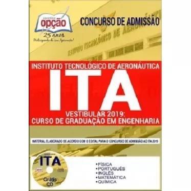 Apostila Ita 2018- Vestibular 2019 Curso Graduação