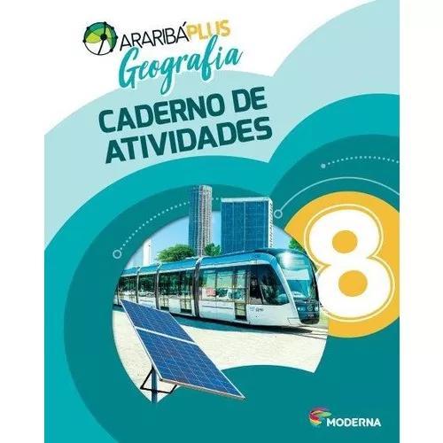 Araribá Plus - Geografia - Caderno De Atividades - 8º Ano