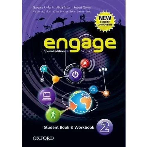Engage 2 - Special Edition -student Book & Workbook