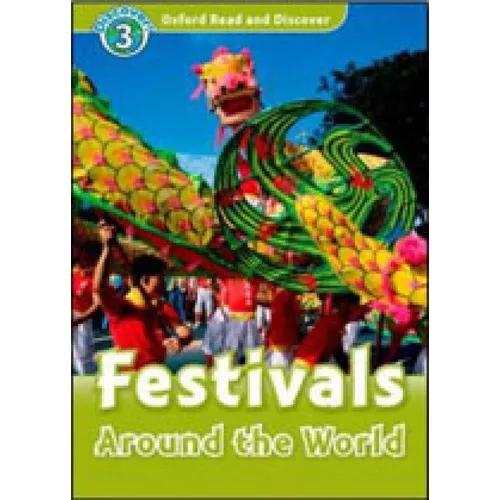 Festivals Around The World - Oxford Read And Discover 3