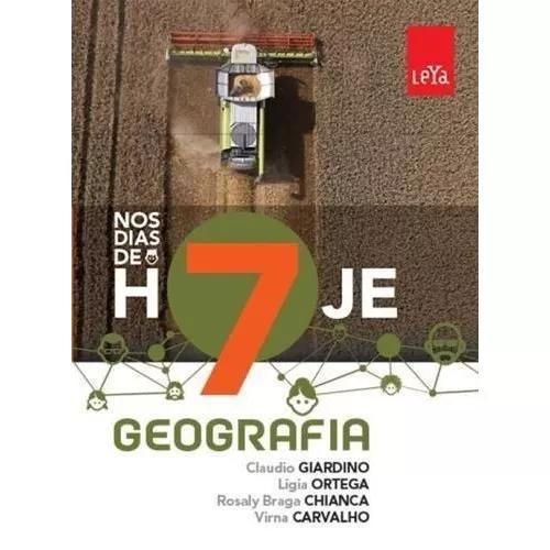 Nos Dias De Hoje - Geografia - 7º Ano - Ensino Fundamental